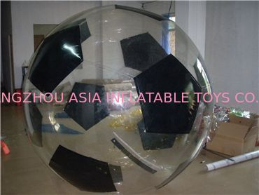 2014 Football Shape Bubble for Kids Inflatable Pool Entertainment dostawca