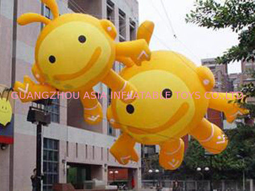 The popular cartoon baby inflatable helium balloon for decoration