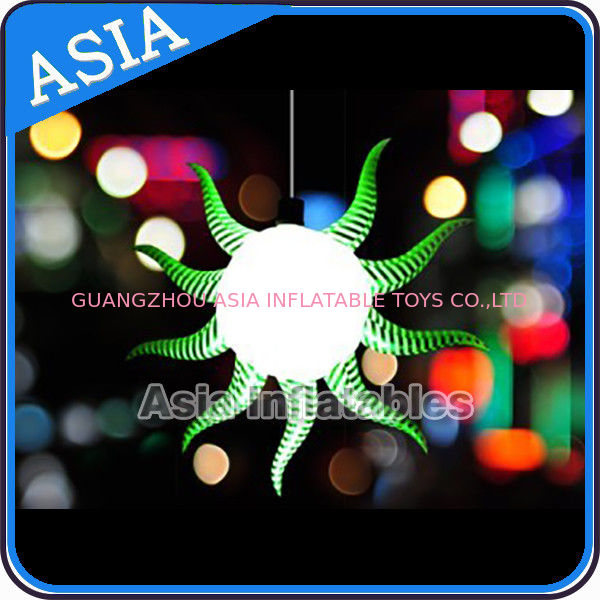 Factory Direct Special Inflatable Lighting Star for Wedding Decoration dostawca