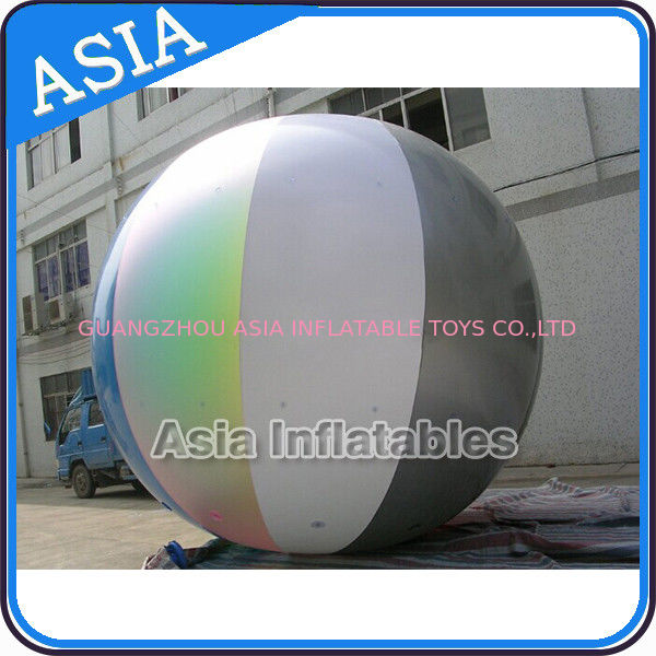 Fireproof Helium Balloons Blimps Sport volleyball with UV Protected Printing dostawca